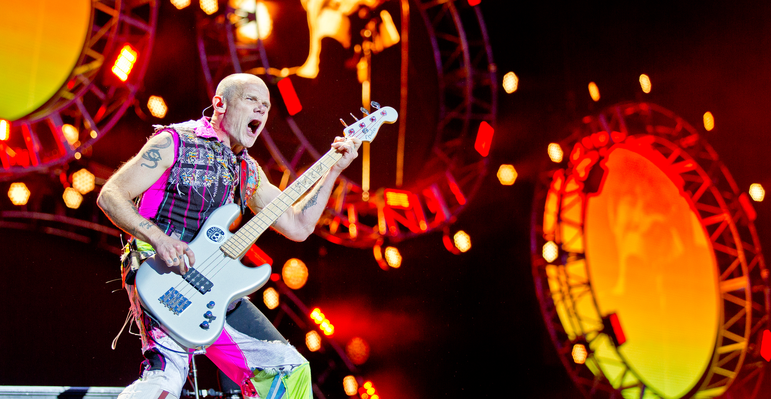 Red Hot Chili Peppers bei Rock im Park